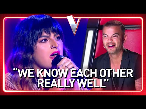An Old FRIEND Of Coach Guy Sebastian SURPRISES Him In The Voice | Journey #55