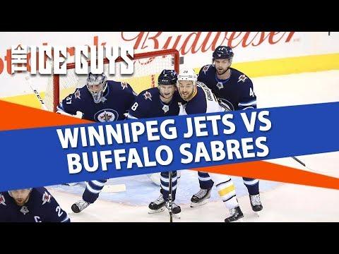 Winnipeg Jets vs Buffalo Sabres | NHL Picks | The Ice Guys