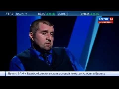 видео: Дмитрий Потапетко отжигает у Киселева 10.11.2014
