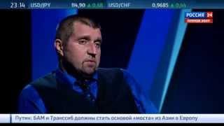 Дмитрий Потапетко отжигает у Киселева 10.11.2014