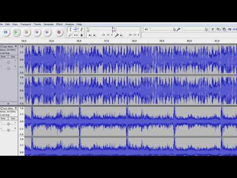 How To Radio Edit Any Song - Clean Songs of Vulgarity, Semi-Professional