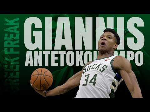Best of Giannis: The Greek Freak's most incredible plays | NBA Highlights