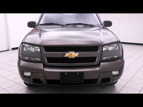 2008 Chevrolet TrailBlazer Madison WI Milwaukee, WI #A8572XXA - SOLD