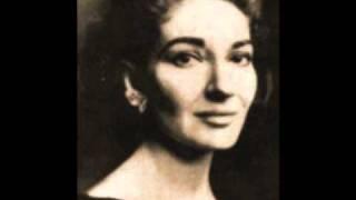 Maria Callas: Addio del passato