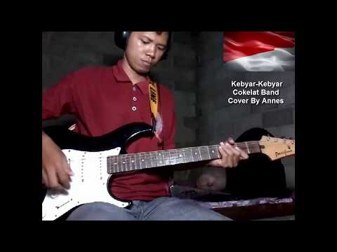 Guitar Cover Kebyar Kebyar by Annes..