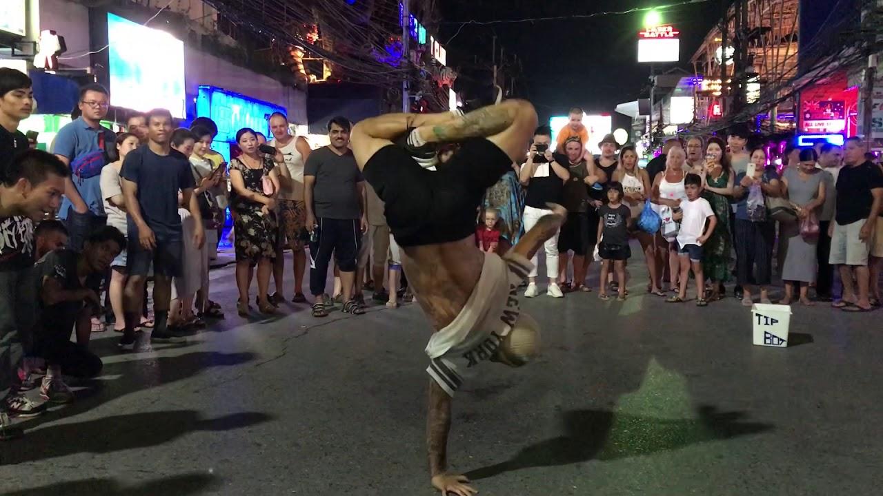 Nightlife at Bangla Road, Phuket Thailand 2013 - YouTube