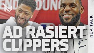 Die NBA is BACK! Anthony Davis mit 34 Punkten + harte Kritik?! | NBA Talk Deutsch Maxx