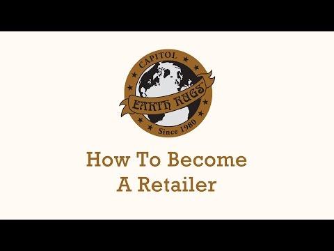 How To Become A Retailer on EarthRugs.com