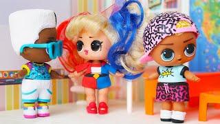 Мальчики НЕ ПОДЕЛИЛИ Бритни! Видео для девочек Сборник! Мультики про куклы лол LOL Dolls