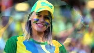 هذه أروع و أحلى البرازيليات في مونديال البرازيل 2014