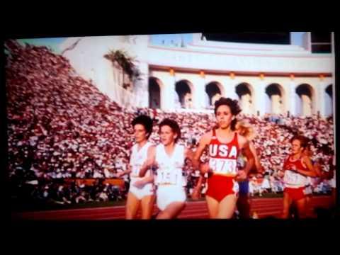 Zola Budd vs Mary Decker - 1984 L.A. The Trip?