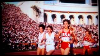 Zola Budd vs Mary Decker - 1984 L.A. The Trip?