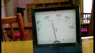 видео Генератор реактивной мощности 2 кВт