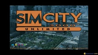 SimCity 3000 Unlimited gameplay (PC Game, 2000)