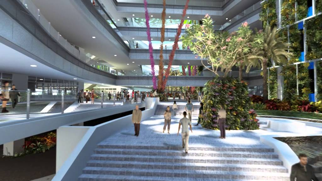 If Only Singaporeans Stopped To Think Major Ite Revamp Complete With 380m Mega Campus