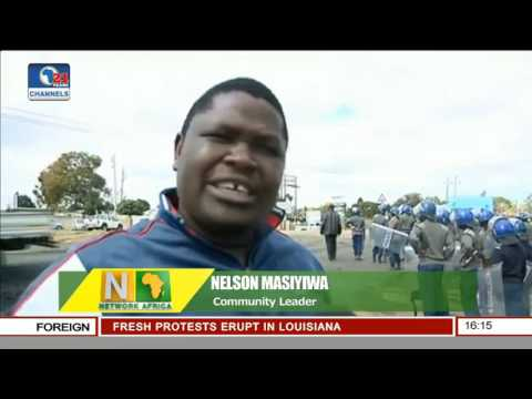 Network Africa: Unemployment Cripples Graduates Prospects In S. Africa
