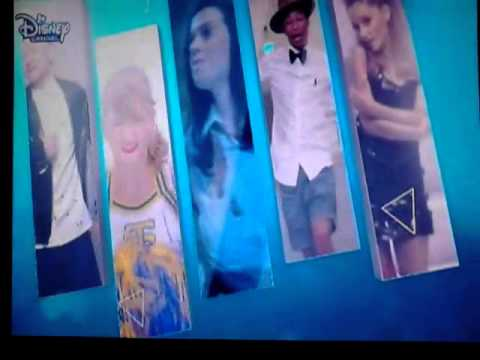 Disney Channel Hungary 07.13 Continuity 1