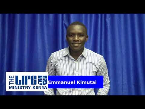 LIFE  MINISTRY PROGRAM THAT IS AIRED ON SATURDAYS AT 6:00PM ON SAYARE TELEVISON