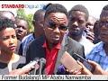 Former Budalang'i MP Ababu Namwamba gives his views on NASA's Resistance Movement