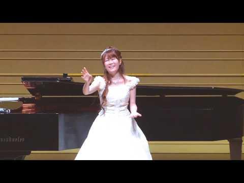 My Way Japanese language version マイ・ウェイ マリアヨーコ 日本人 ソプラノ歌手 日本語 声楽家  オペラ歌手 soprano singer