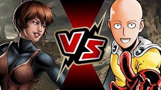 Squirrel Girl VS Saitama (One Punch Man) | BATTLE ARENA
