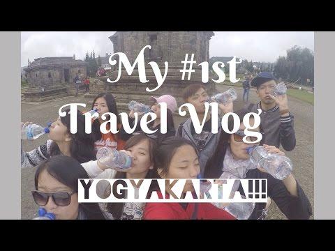 Wonderful Yogyakarta | Indonesia Travel Vlog ☀️