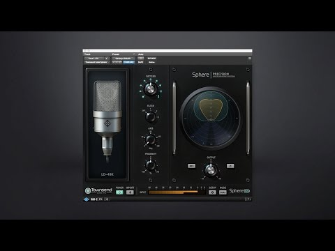 UAD Townsend Labs Sphere Plug-In