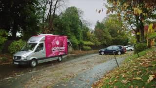 Mercedes-Benz Vans & Ocado: Driver Behaviour