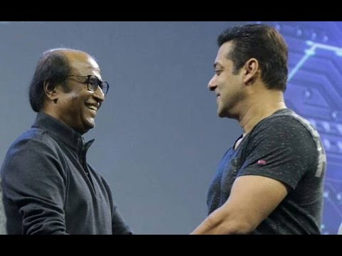 Rajnikanth's Shocking Reaction On Doing A Movie With Salman Khan After Shahrukh   Robot 2 Movie