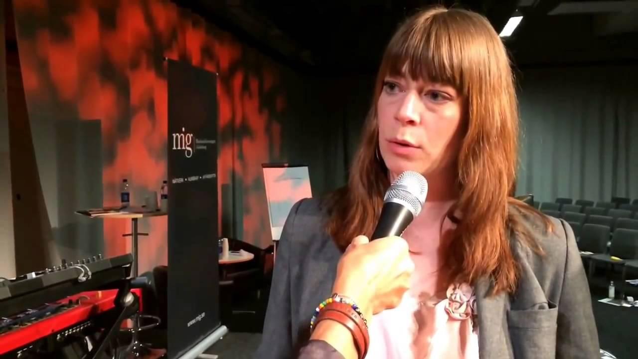 Anna Hallstrom @ Marknadsforeningens Dag 2014