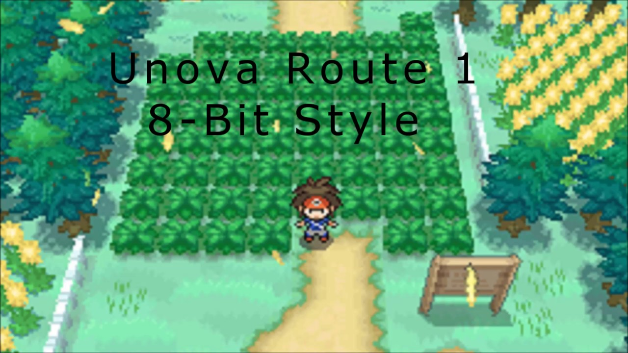 Route 8 Unova