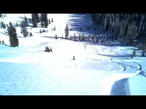 Ty Bauer RMK Pro 800_climb
