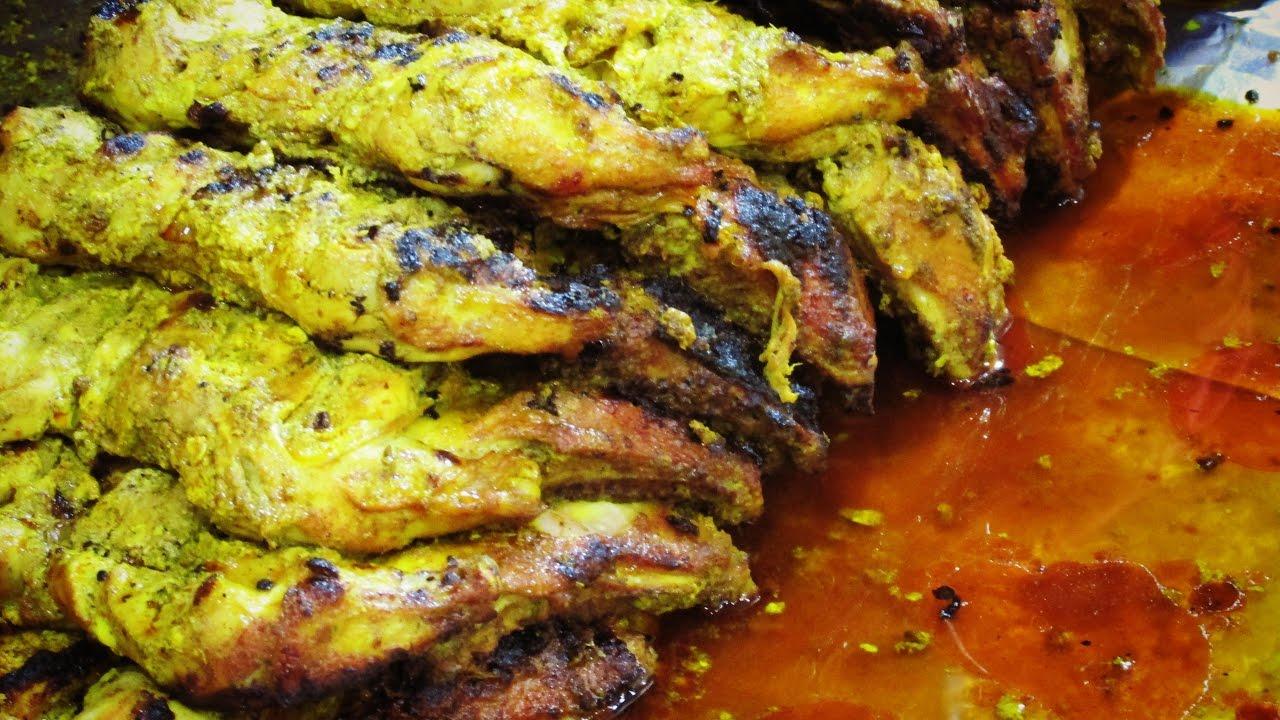 Best Non Veg Street Food In Bangalore