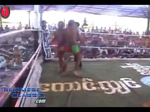 Tha Pyay Nyo vs Thar Thar - Myanmar  Lethwei Bare Knuckle Fight