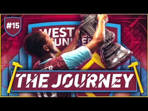 FIFA 17 THE JOURNEY #15 | THE FA CUP FINAL!!! (The Journey Finale)