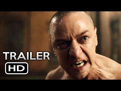 GLASS Official Trailer 2 (2019) M. Night Shyamalan Thriller Movie HD