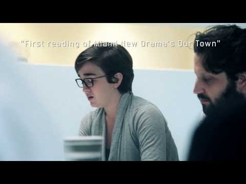 First Reading of MiND's Our Town (Video)