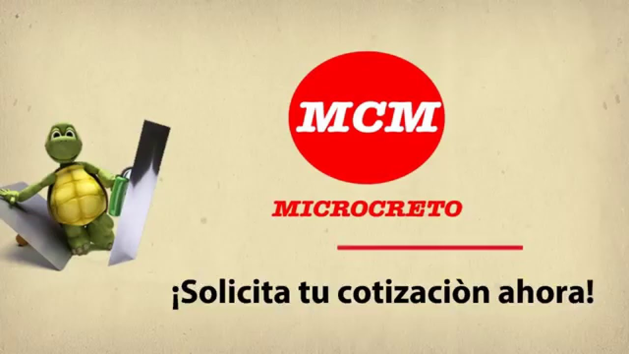 Microcemento mexico youtube for Microcemento en mexico