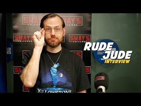Rude Jude Has A New Book Called 'Hummingbird' + Gets an Intervention