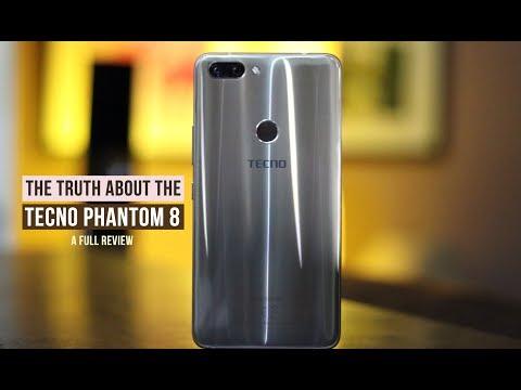 The Truth about the Tecno Phantom 8 - A Full Review - YouTube