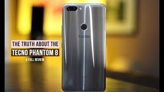 The Truth about the Tecno Phantom 8 - A Full Review
