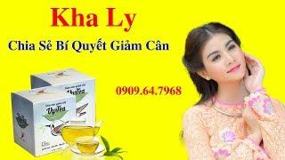 Diễn viên Kha Ly chia sẻ bí quyết giảm cân và làm đẹp cùng trà Vy and Tea    Hotline: 0909.64.7968