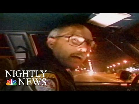 Ride Along With A Police Officer During The LA Riots   NBC Nightly News