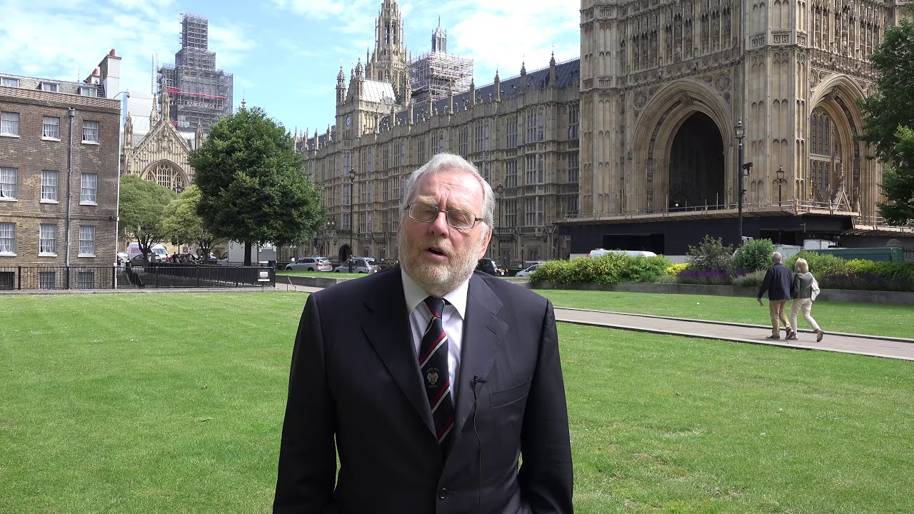 John Spellar MP supports June 30 'Free Iran' gathering