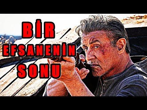 Rambo Last Blood  - Son Kan Film İncelemesi ( Spoiler )