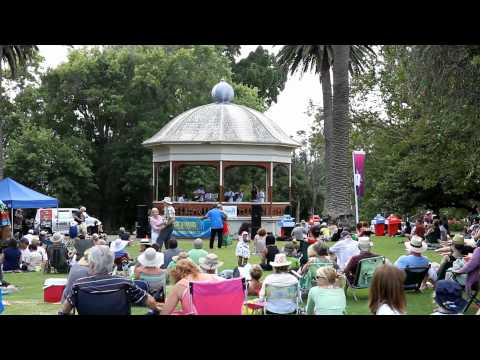 Music in the Park series - Auckland New Zealand 2011 02 20 2025