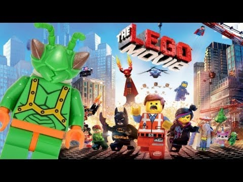 The LEGO Movie Review (from a hardcore LEGO fan)