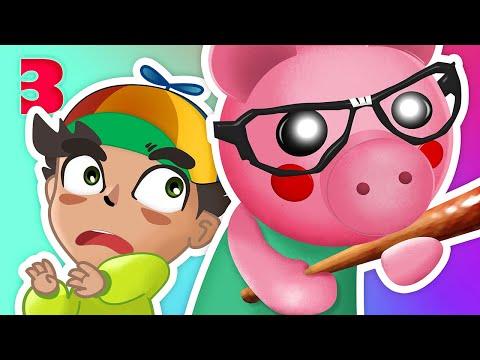 ROBLOX PIGGY.. Chapter 3 | Roblox | Piggy Chapter 3 Of 12 | Location: Gallery