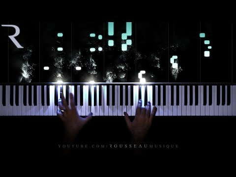 Billie Eilish - bury a friend Piano Cover