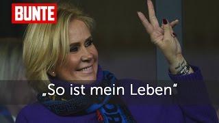 So ist mein Leben als Trainerfrau - Claudia Effenberg  - BUNTE TV